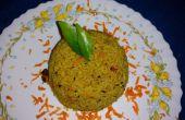 Dal 1 Topf Gemüse Reis (South Indian Style)