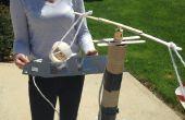Solar betriebene Spinnerei Ride