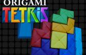Origami-Tetris