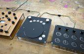 Einen Rahmen für die Herstellung von erschwinglichen & stilvolle modulare Controller (USB, MIDI, versteckt, oder seriell)