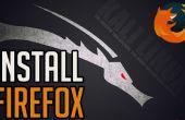 Gewusst wie: installieren Sie Firefox In Kali Linux 2.0