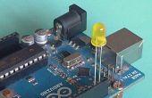 Arduino Morse-Code Flaher