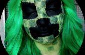 Minecraft Creeper Make-up