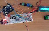 Intelligentes Ladegerät für NiMH-Akkus 9V
