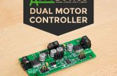 Steuerung der Actobotics Dual-Motorsteuerung