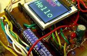 Der Arduino / TFT LCD Anschluss