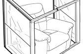 IKEA Hack: Gaming Heimkino Boss Stuhl