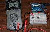 Statistical Process Control, testen Sie die interne Uhr Attiny85 mit