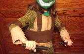 Teenage Mutant Ninja Turtle Kostüm (Kinderkostüm)