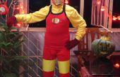 Meine Iron Man klassische Halloween-Kostüm