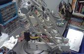 Sexy 6 Achsen Roboterarm