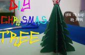 DIY-How To Make Weihnachtsbaum aus Papier