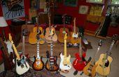 Change Management auf mehrere Gitarren String