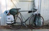 Bike Rack, Packtaschen, Abenteuer: 4 Packungen, Anhänger und Spaß.