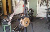 DIY anpassbar Bandschleifer