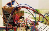 Günstige programmierbare Roboterarm der Arduino
