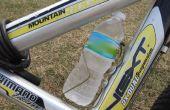 Kleiderbügel Flaschenhalter Fahrrad