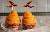 Karotte - Vampir Tasse Kuchen