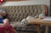 Gewusst wie: zeichnen Sie eine Couch (Anfänger)