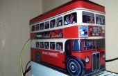 Schließlich schweren Bus (USB)-NAS-Server von Raspberry Pi angetrieben:)