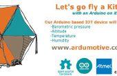 Lassen Sie uns gehen, fly a Kite... mit einem Arduino drauf!