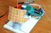 Einachsiger PIC gesteuert Solar Tracker DIY-Kit