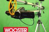 DIY-Kamerakran - The Wooster Sherlock 1.0