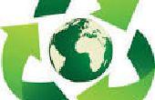 Regale aus recycelten Materialien