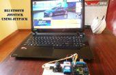 Bluetooth Spiel controller(Joystick) mit Arduino und Jetpack