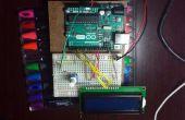 Arduino Person Counter