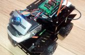RC Wifi-Auto-Roboter-Kamera mit Arduino und OpenWRT