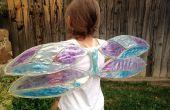 Libelle Feenflügel