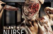 Silent Hill Krankenschwester - SFX Make-up Tutorial