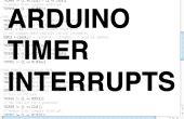 Arduino Timer unterbricht