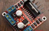 Arduino-Module - L298N Dual H-Brücke-Motor-Controller