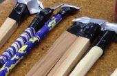 Pen Bau aus Arizona Wood und SF Coladosen auf laufenTechshop