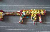 Linkin Blitz Carbine (LLC) | ein K'nex SMG