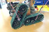 3D-Druck benutzerdefinierte Vex Tread Tanksystem