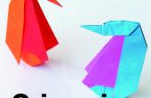 Wie man Origami 〜Penguin〜
