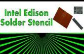 Intel Edison Stecker Löten