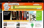 Wie man Firefox Blick erstaunlich und kühl für kostenlose... Die Sequil
