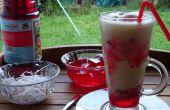 Faludeh Dessert-Rezept