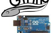 Giringiro - schnelle Arduino Oszilloskop