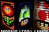 Mosaik-LEGO Lampen