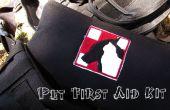 PET-erste-Hilfe-Kit - einfache, kostengünstige und effektive