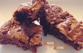 ☻ Kürbis Brownies Rezept