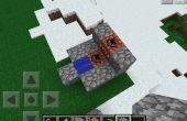 Minecraft Pe TNT Kanone