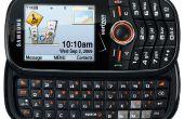 Samsung Intensität 2 U460 LCD-Ersatz