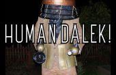 Menschlichen Dalek Kostüm!