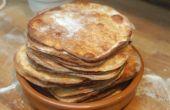 Tortas de Aceite - süße spanische Fladenbrote